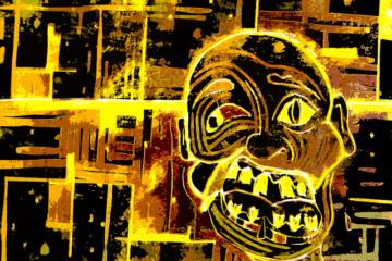 Borracho - Instrumental de rap extraña experimental